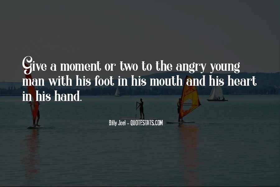 Hand To Mouth Quotes #1220033