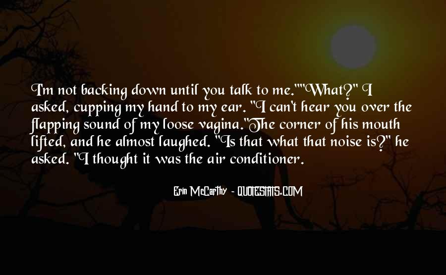 Hand To Mouth Quotes #1405337