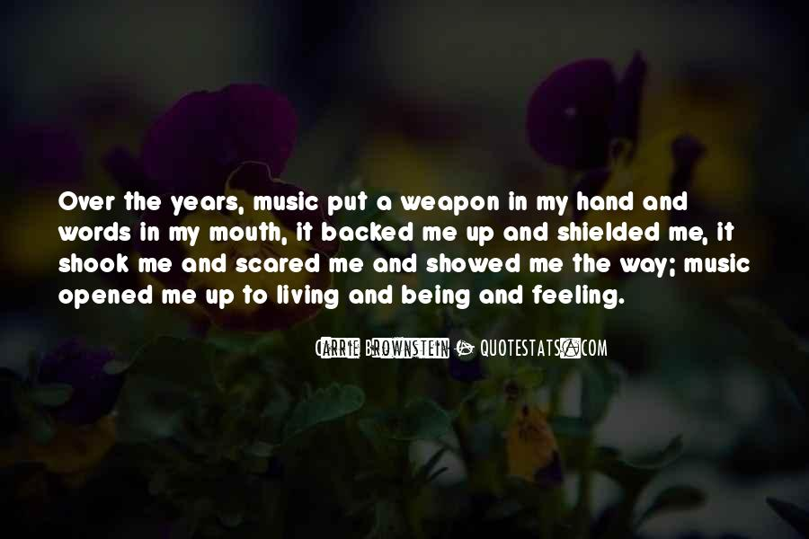 Hand To Mouth Quotes #1407735