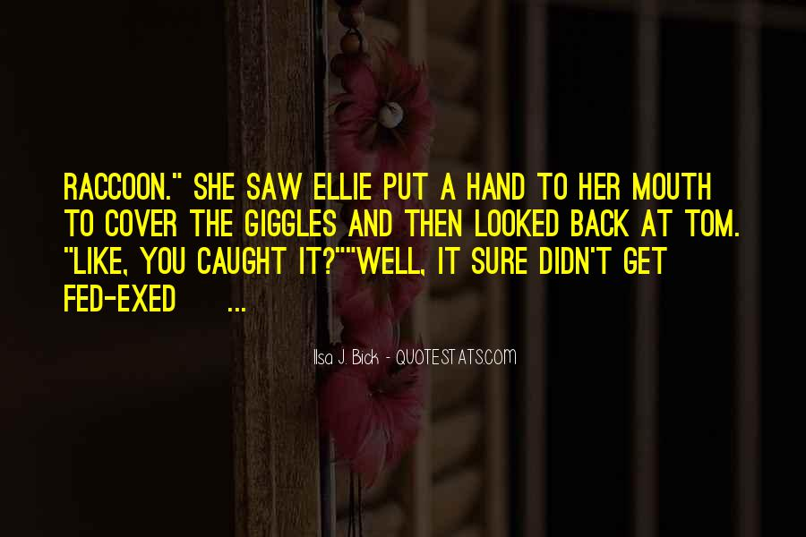 Hand To Mouth Quotes #463806