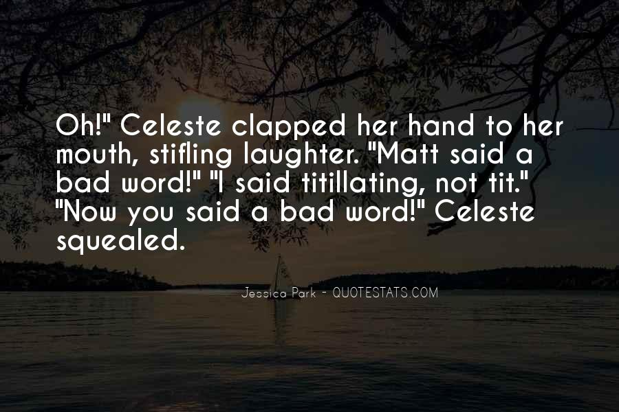 Hand To Mouth Quotes #63895