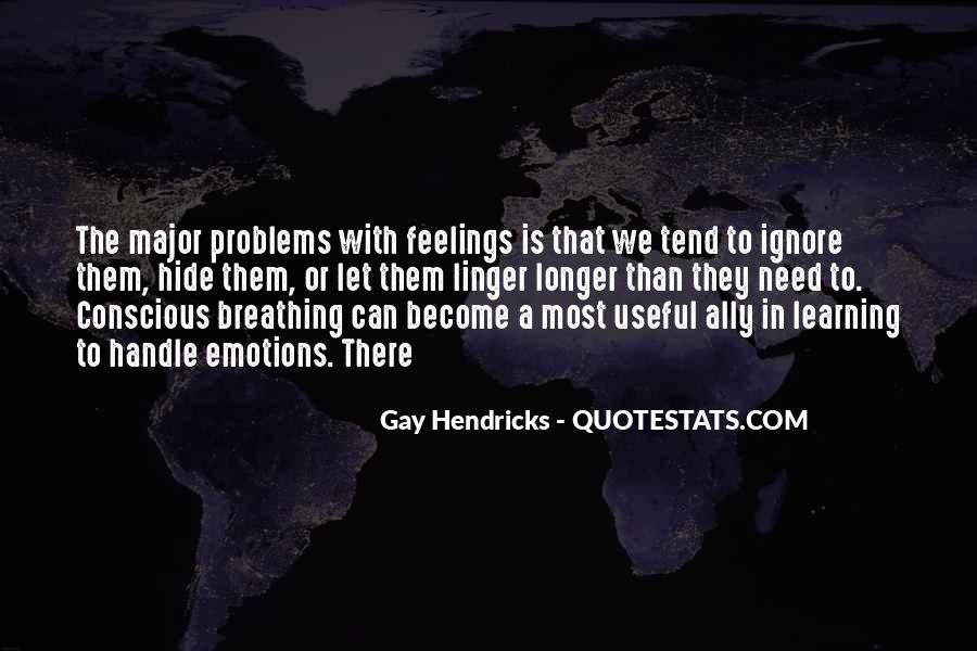Handle Problems Quotes #1088973