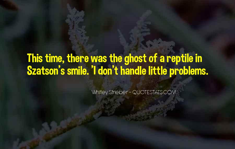 Handle Problems Quotes #119502