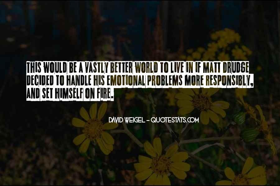 Handle Problems Quotes #544475