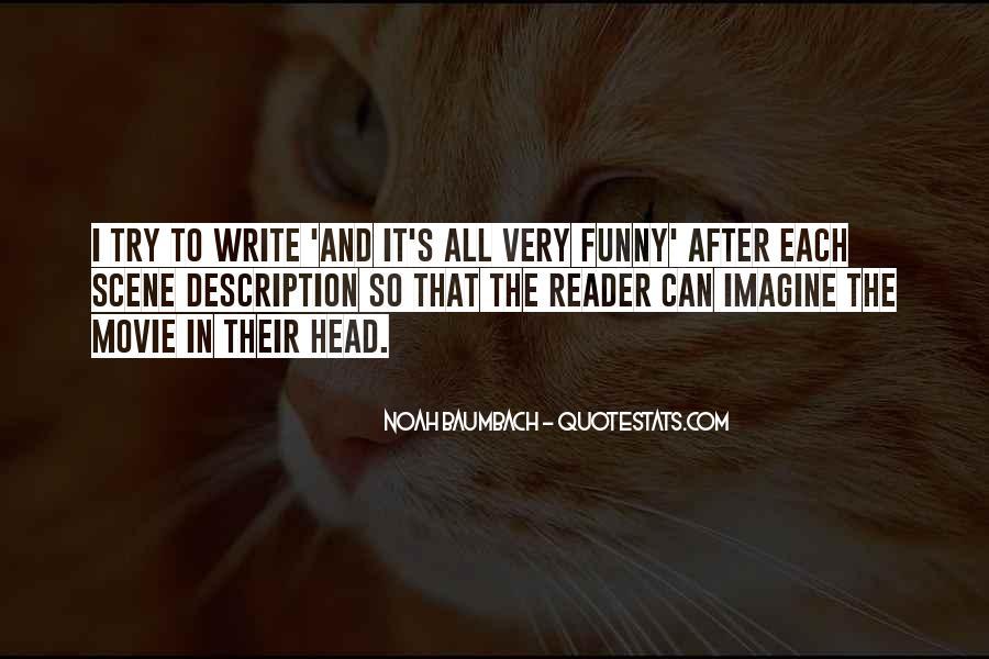 Quotes About Funny Description #1328290