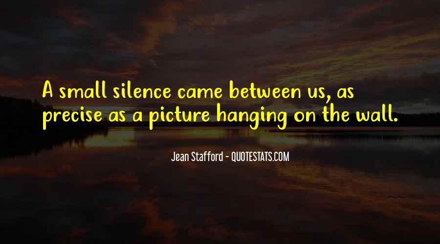 Hanging In Between Quotes #1411645