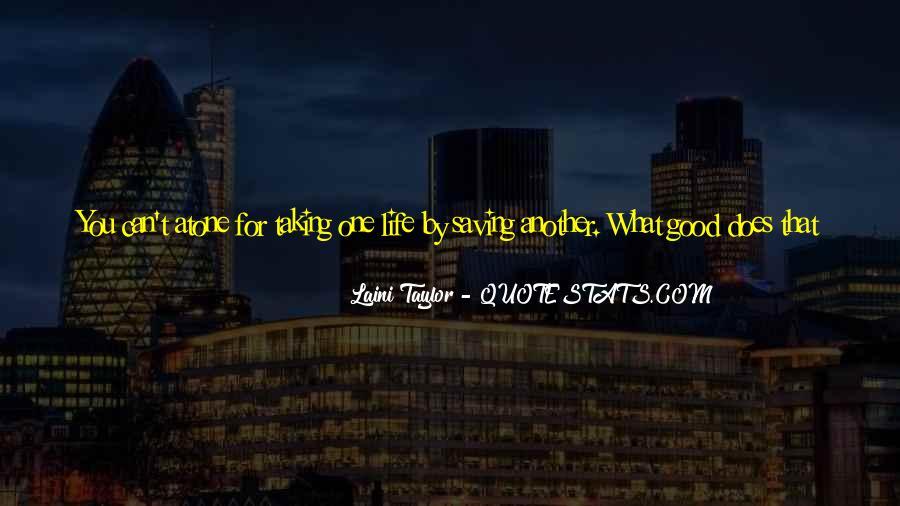 Hanging In Between Quotes #1469919