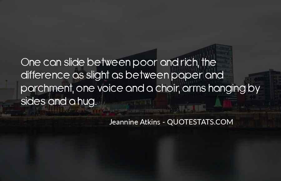 Hanging In Between Quotes #1607388
