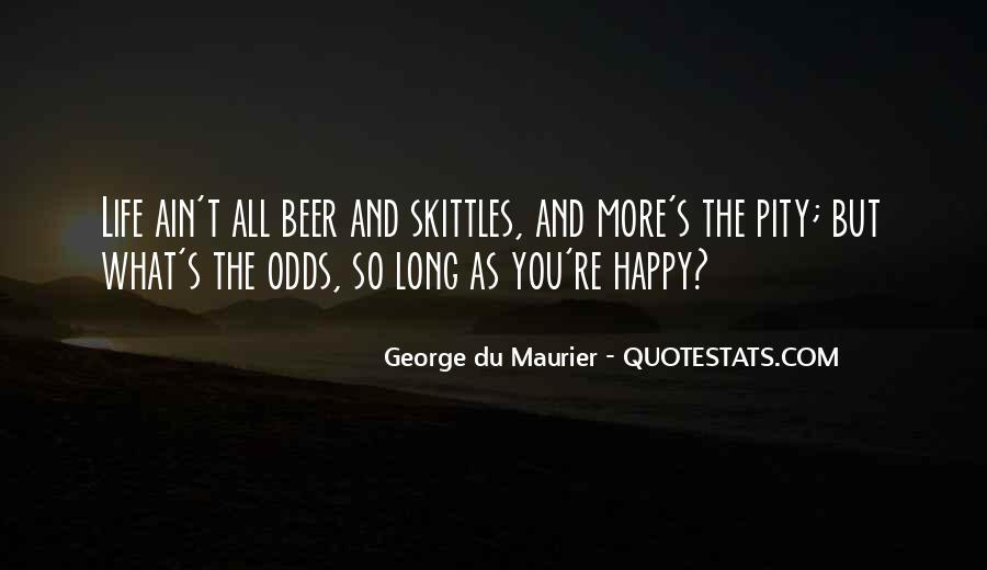 Hanging In Between Quotes #1618602