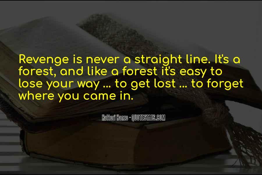 Hanzo Quotes #1320553