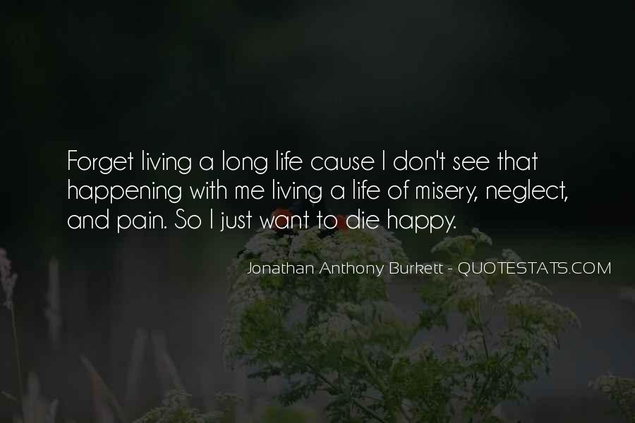 Happening Life Quotes #241055