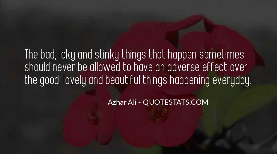 Happening Life Quotes #386523