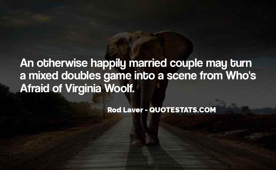 Happily Married Couple Quotes #152015