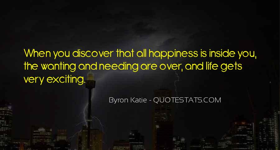 Happiness Inside You Quotes #1150529