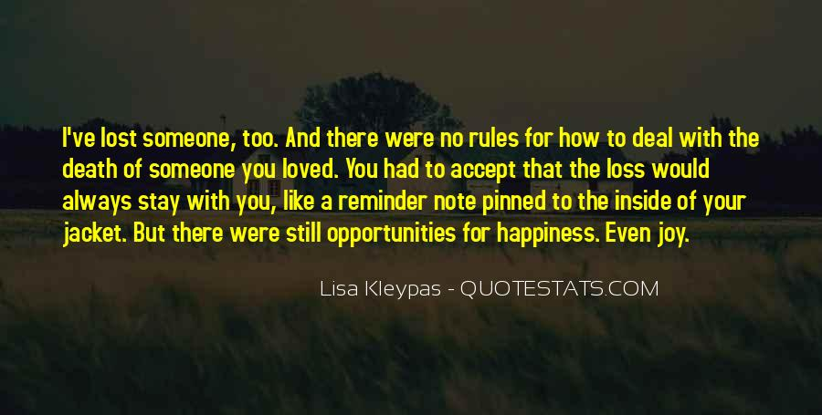 Happiness Inside You Quotes #1215419