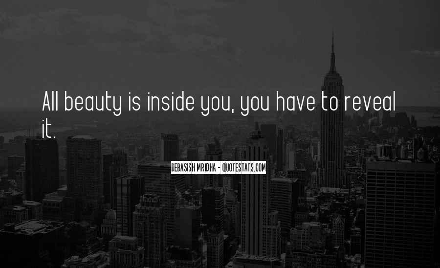 Happiness Inside You Quotes #1236094