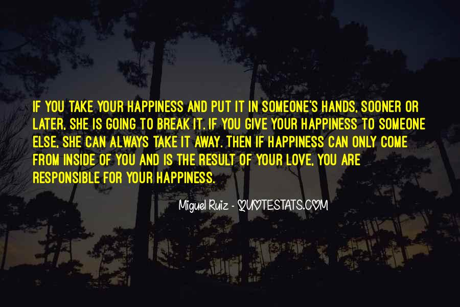 Happiness Inside You Quotes #1724099