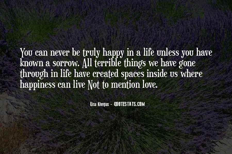 Happiness Inside You Quotes #657790