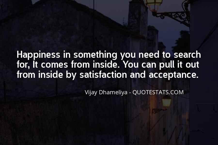 Happiness Inside You Quotes #913484