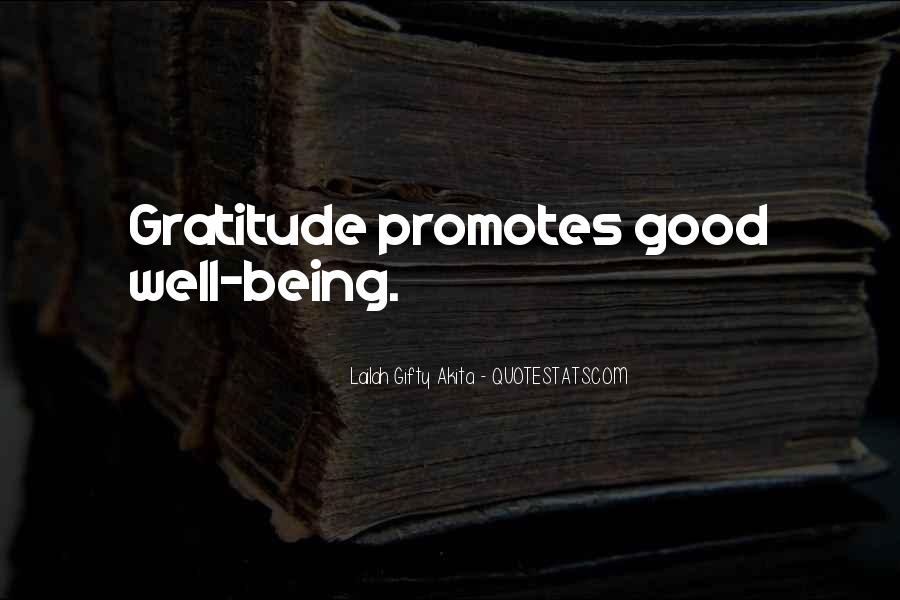 Happiness Is Being Grateful Quotes #711310