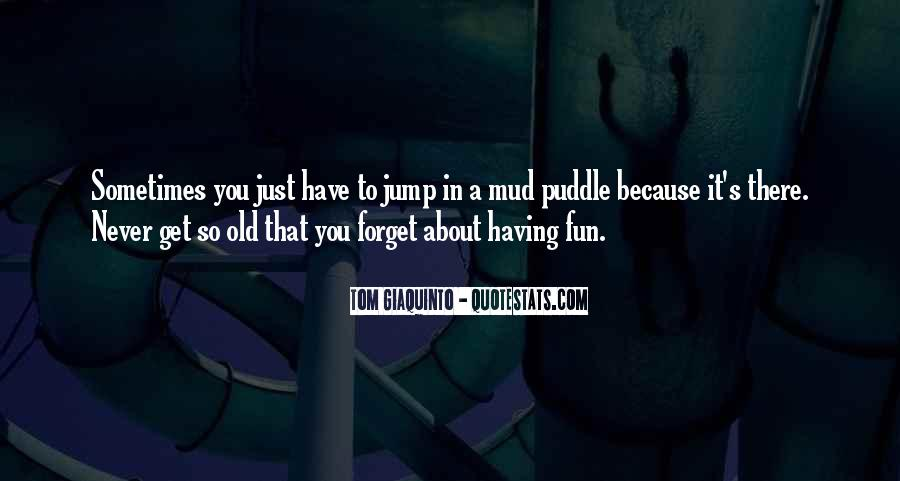 Happiness Jump Quotes #1681923