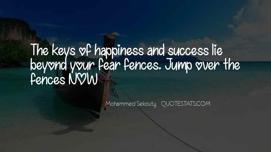 Happiness Jump Quotes #693831