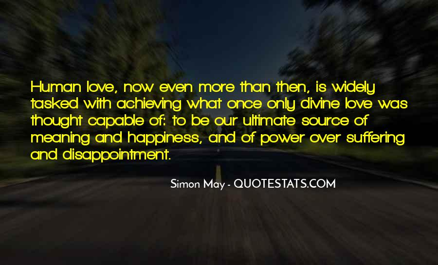 Happiness Of Achieving Quotes #1537872