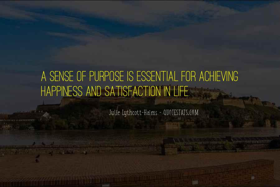 Happiness Of Achieving Quotes #1544118