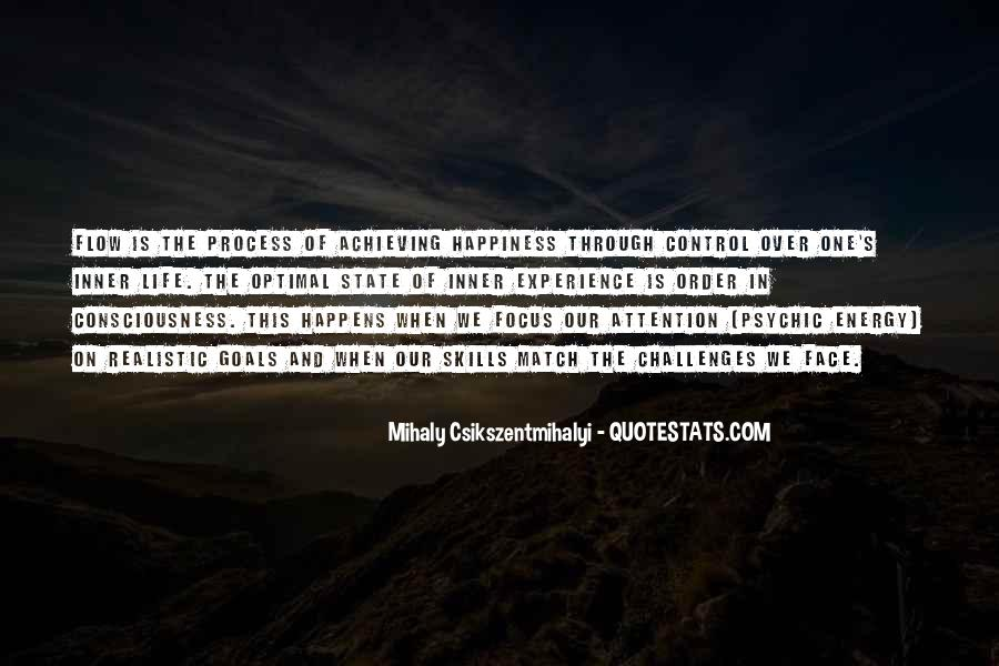 Happiness Of Achieving Quotes #1794439