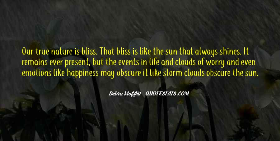 Happiness Shines Quotes #1178381