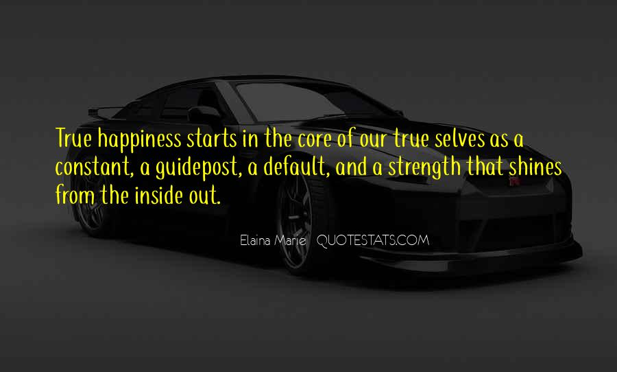 Happiness Shines Quotes #849531