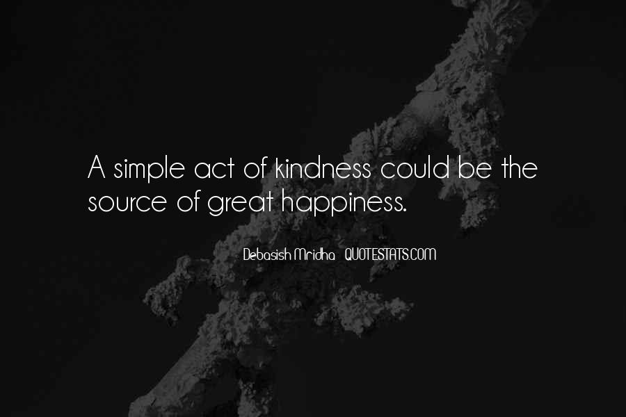 Happiness Simple Life Quotes #1365346