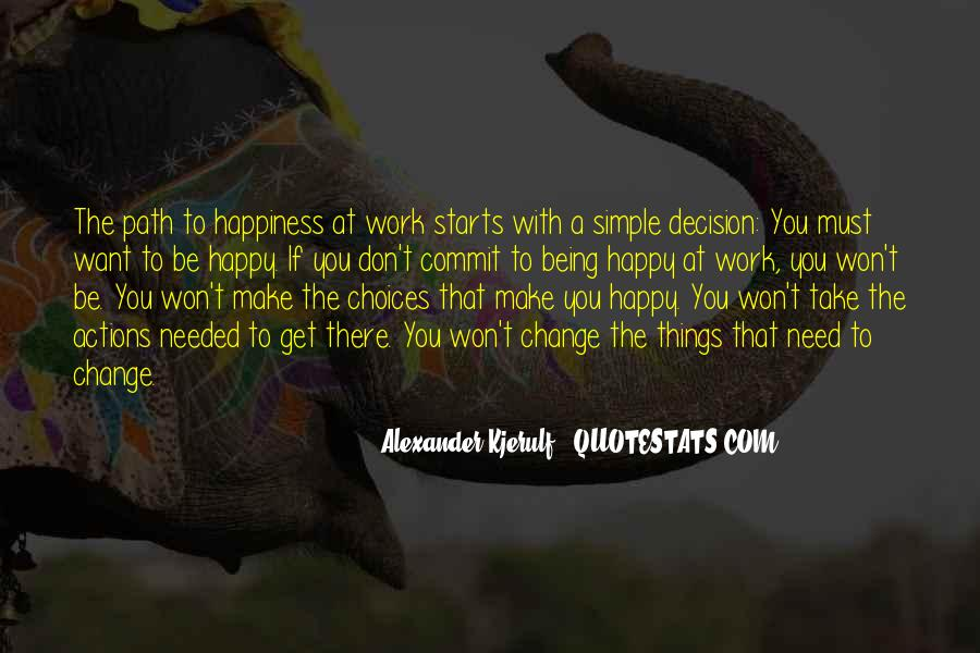Happiness Simple Life Quotes #1383959