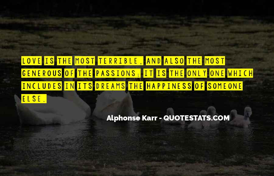 Happiness Someone Else Quotes #1126240