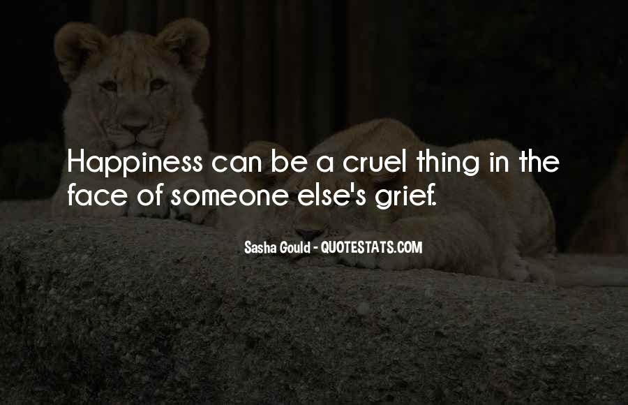 Happiness Someone Else Quotes #174295