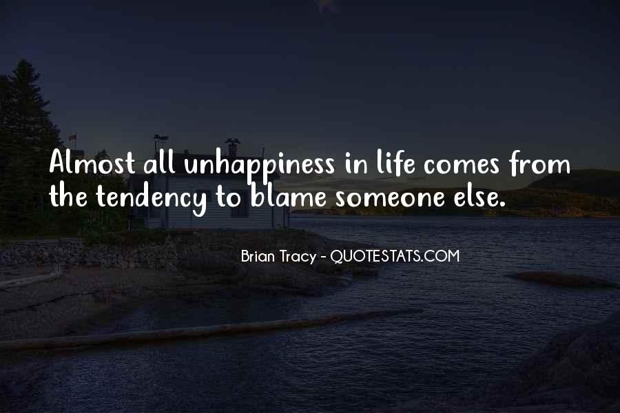 Happiness Someone Else Quotes #212971