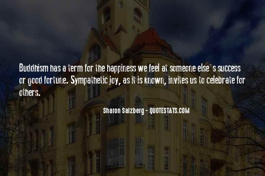 Happiness Someone Else Quotes #429217