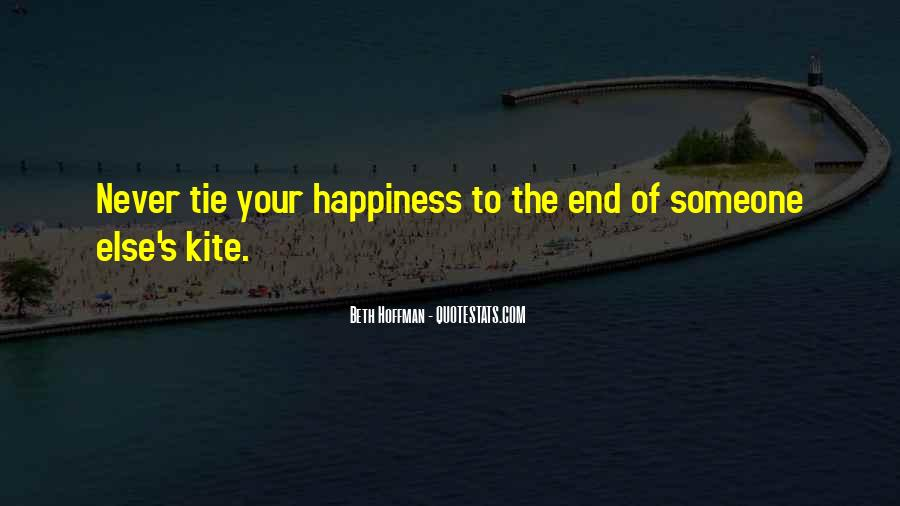 Happiness Someone Else Quotes #685896