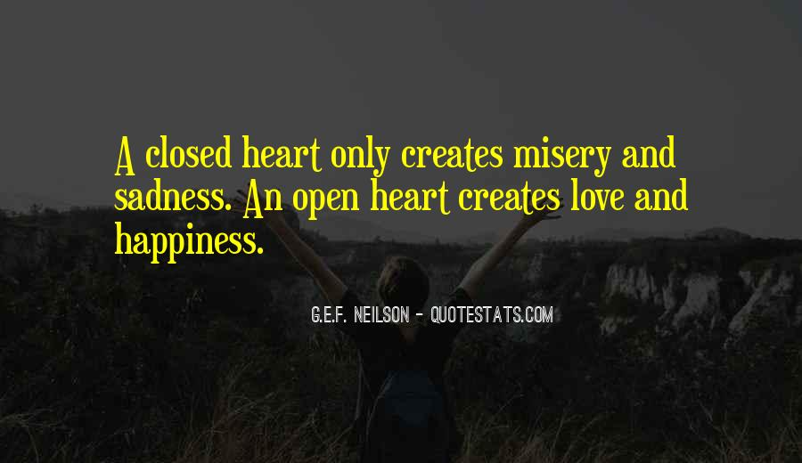 Happiness Then Sadness Quotes #240506