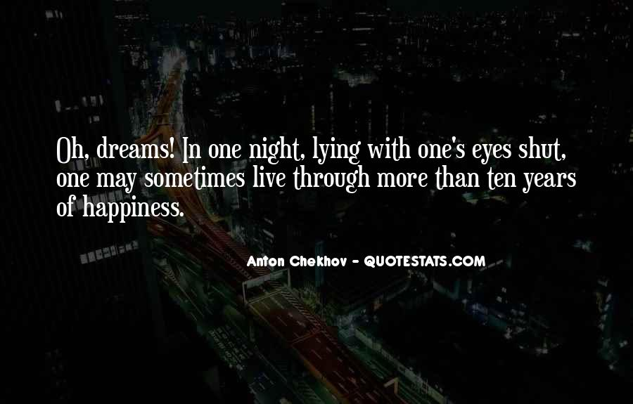 Happiness Through My Eyes Quotes #974126