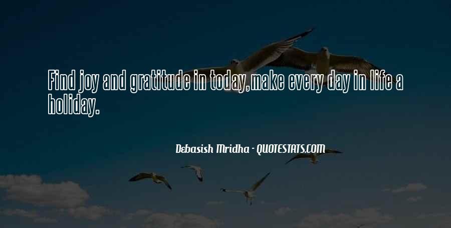 Happiness Vs Joy Quotes #11863