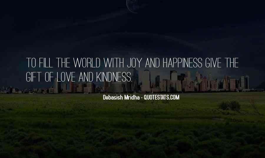 Happiness Vs Joy Quotes #15303