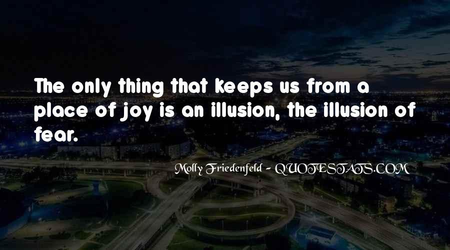 Happiness Vs Joy Quotes #25325