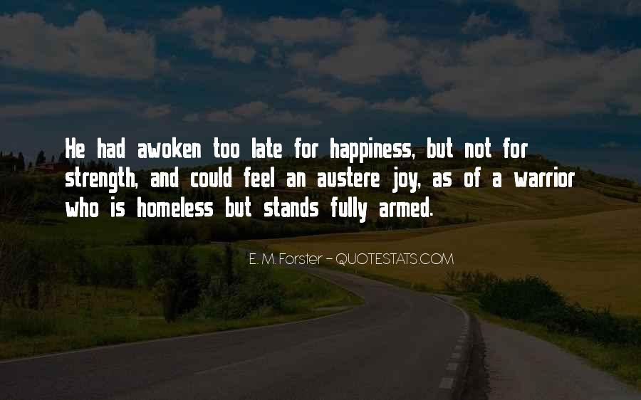Happiness Vs Joy Quotes #40935