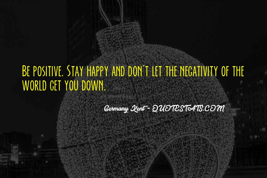 Happy And Positive Quotes #1260032