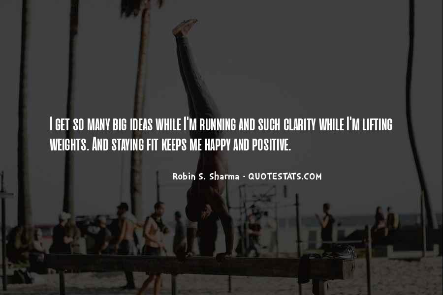 Happy And Positive Quotes #1389009