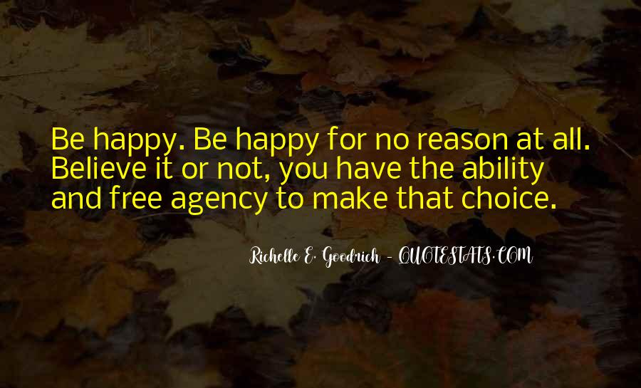 Happy And Positive Quotes #1428780