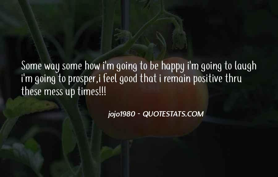 Happy And Positive Quotes #468375