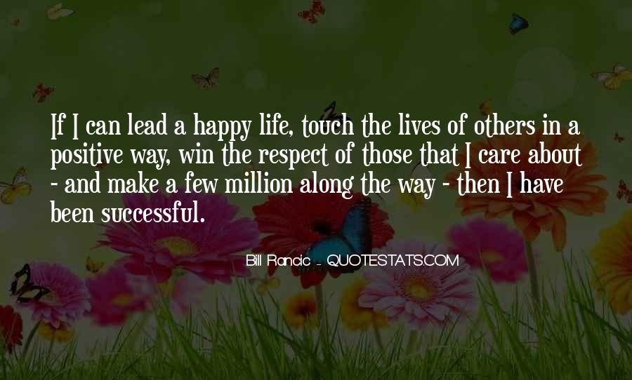 Happy And Positive Quotes #57797