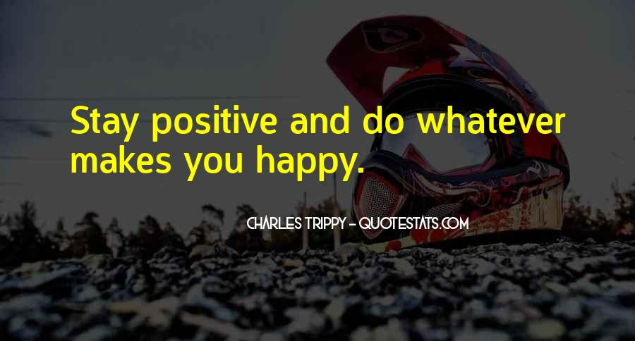 Happy And Positive Quotes #624508